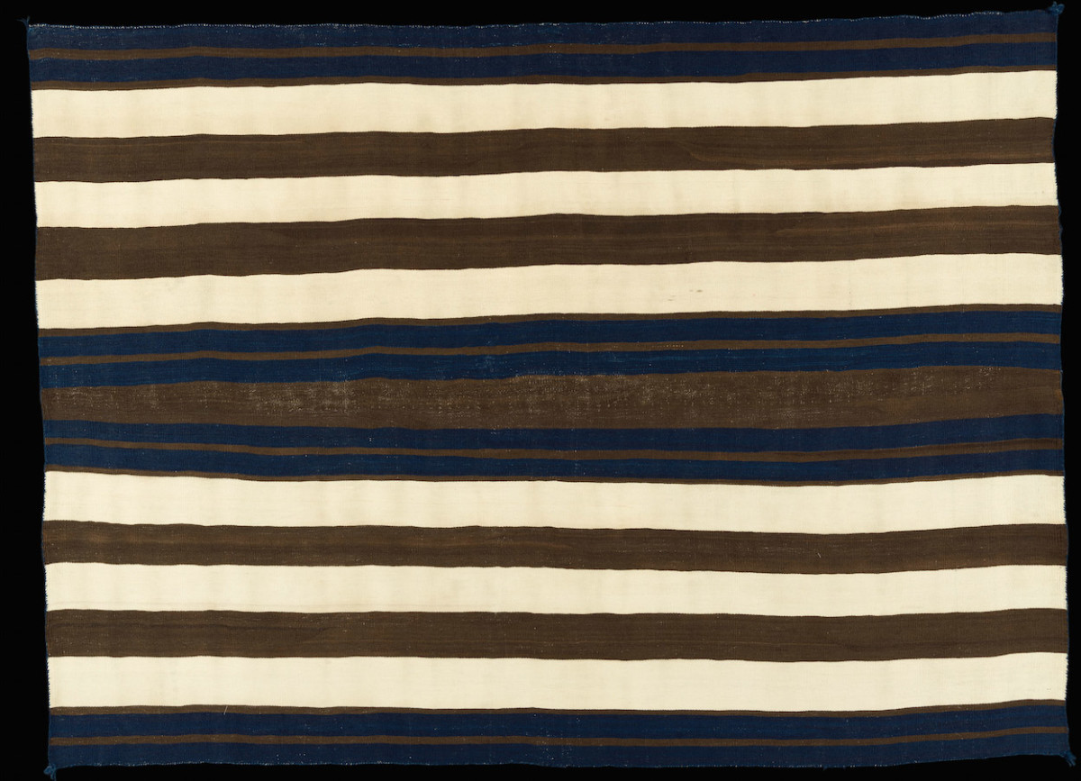 Navajo chief blanket