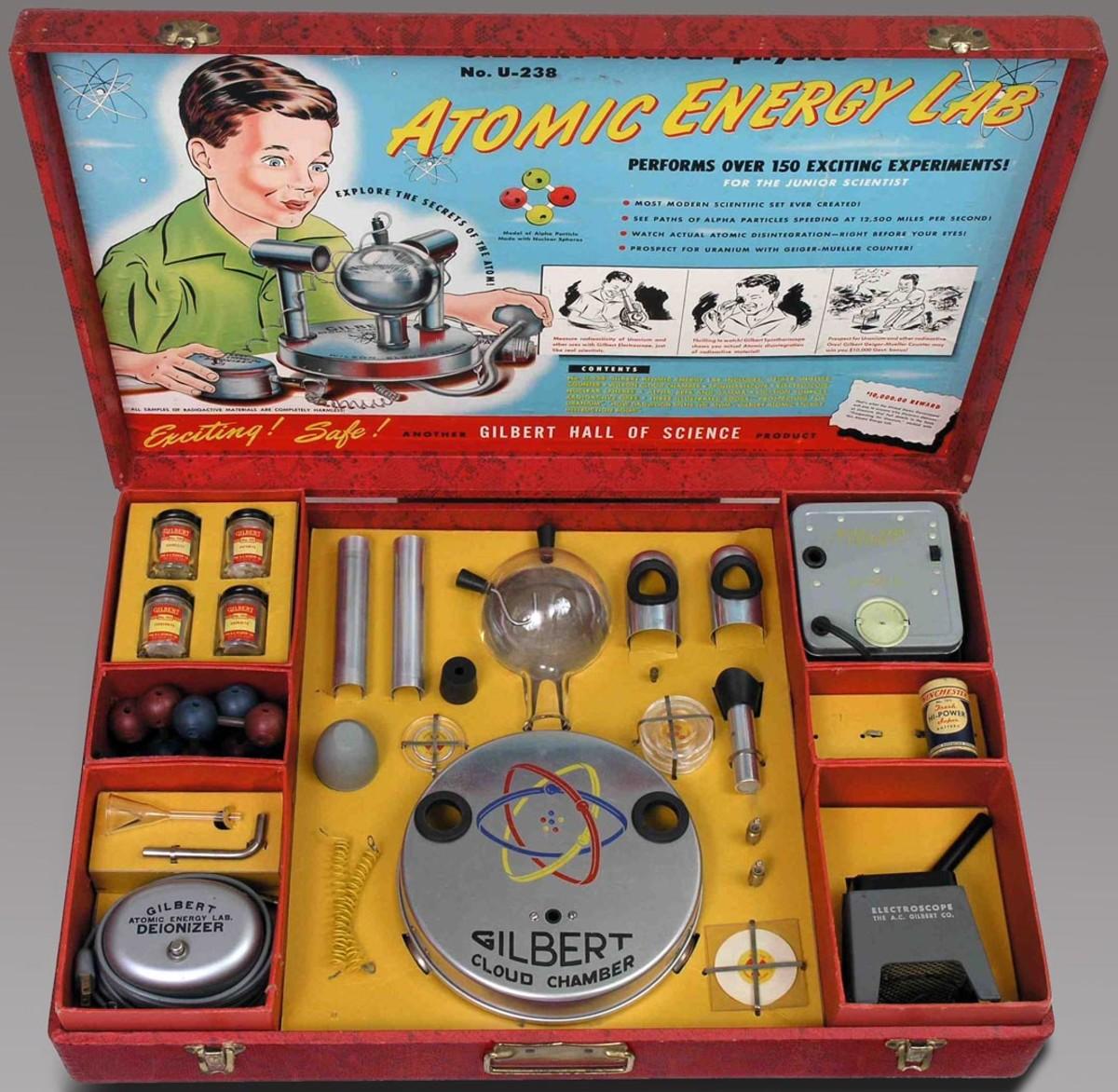 U-238 Atomic Energy Lab