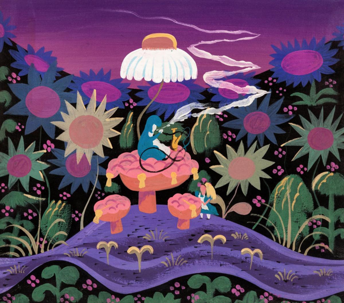 Mary Blair's Alice in Wonderland