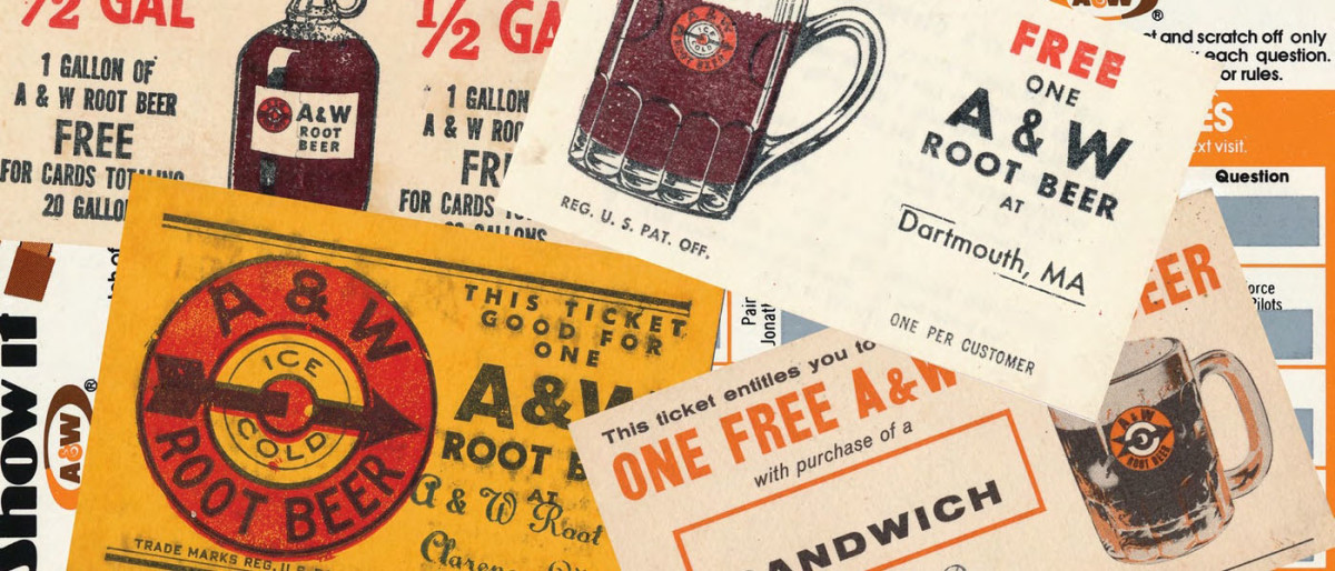 A&W Root Beer coupons