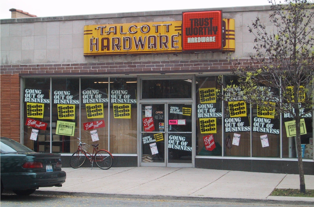 Talcott Hardware Store