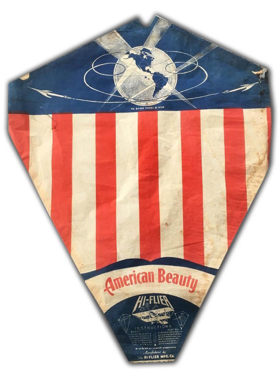 Hi-Flier American Beauty kite