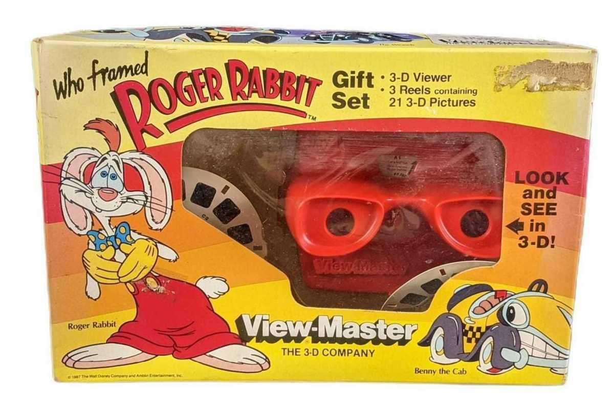 """""""Who Framed Roger Rabbit"""" View-Master"""