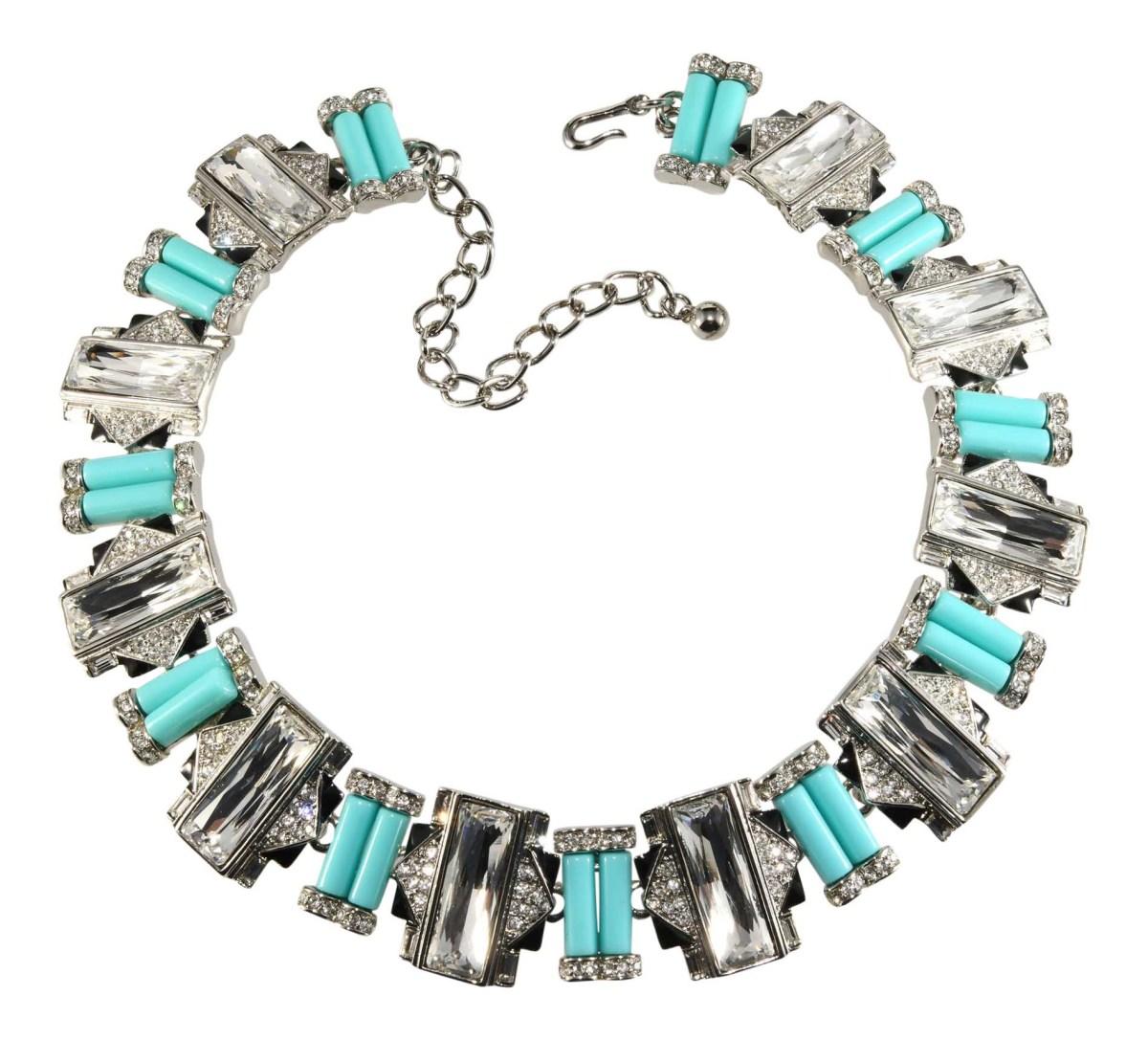 Kenneth Lane collar necklace