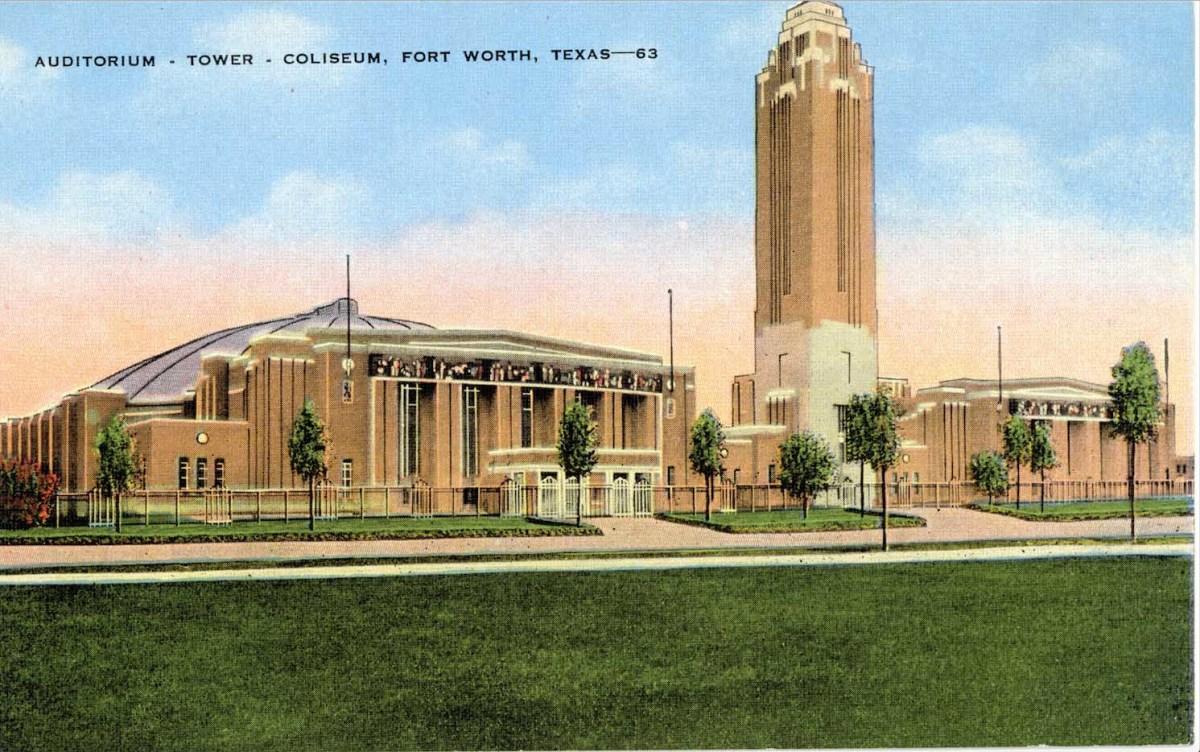 Will Rogers Memorial Auditorium