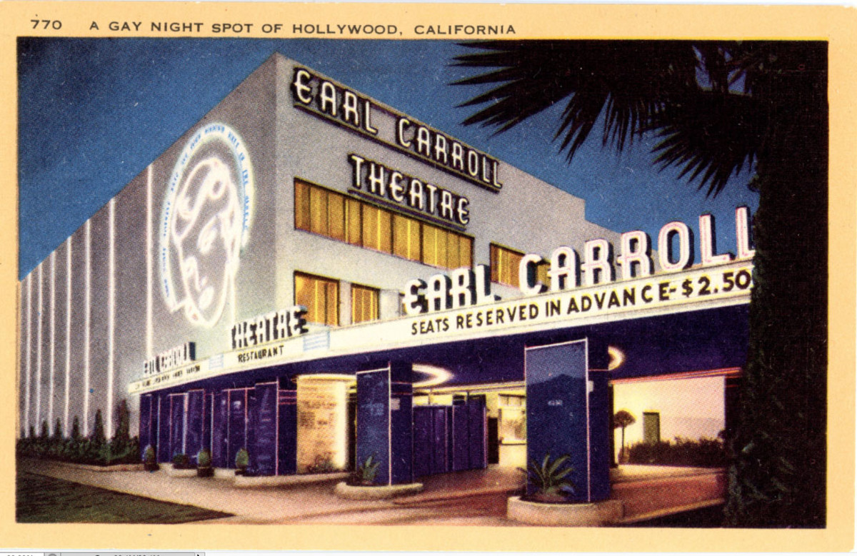 Earl Carroll Theater