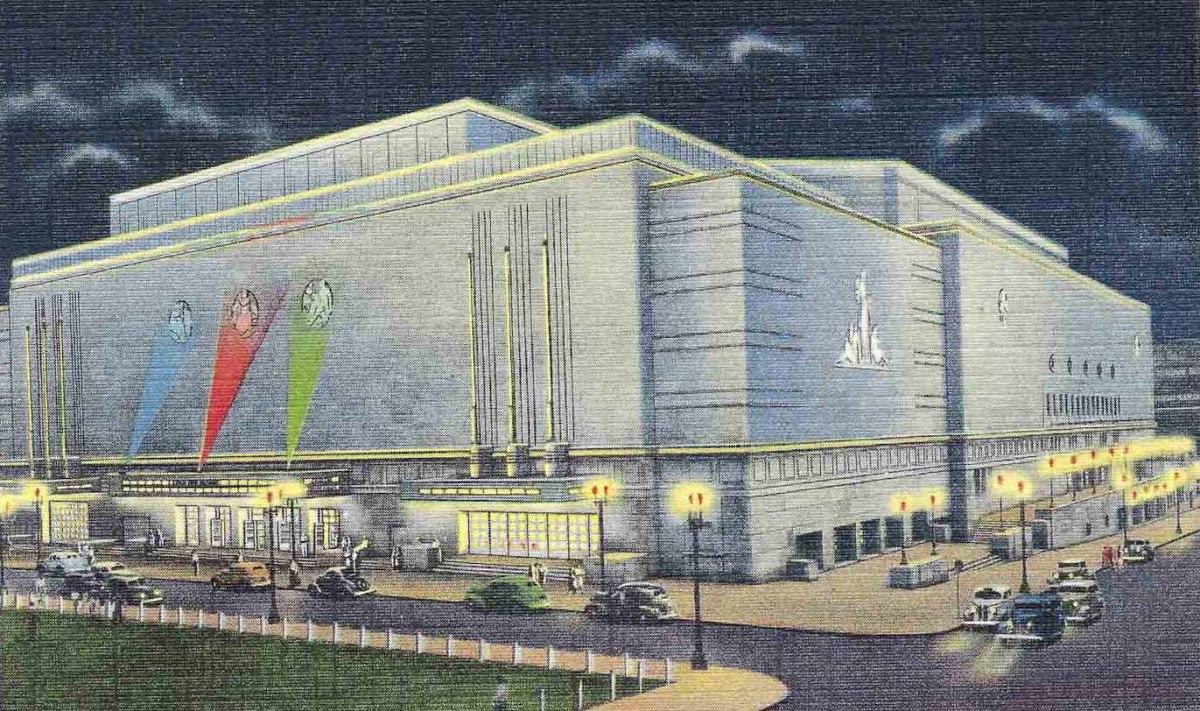 Municipal Auditorium, Kansas City