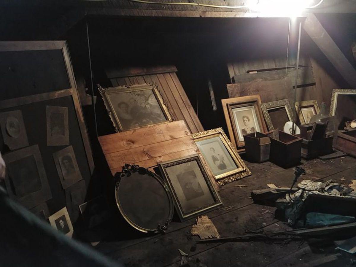 The long-overlooked studio of photographer J.E. Hale.
