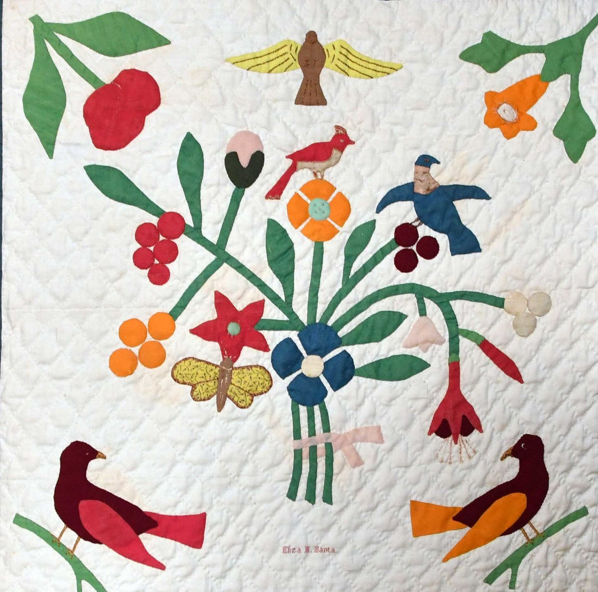 Bergen County Quilt and Coverlet Show