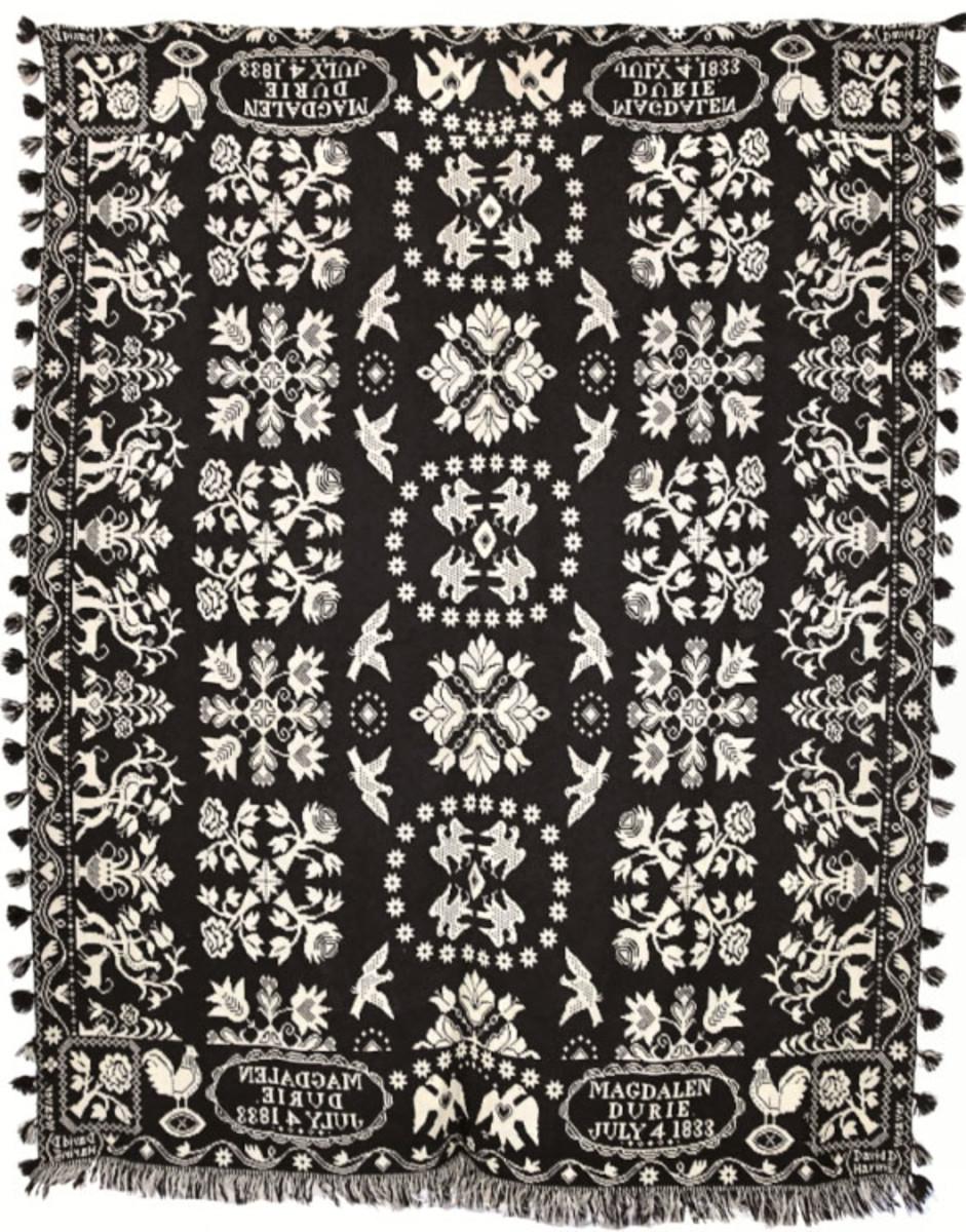 David D. Haring quilt