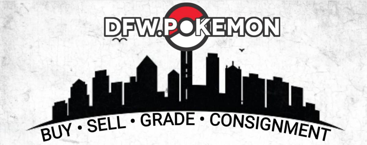 DFW.Pokémon, an online Pokémon retailer.