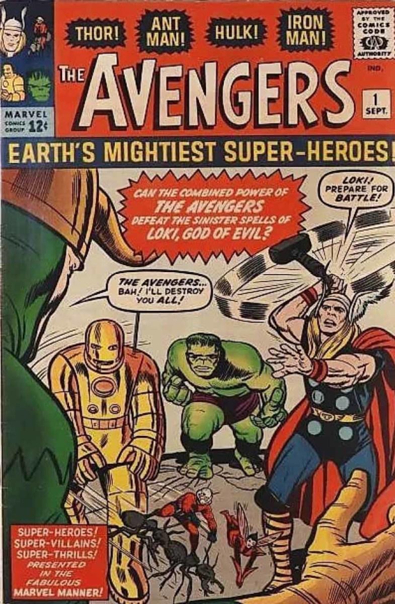 Avengers #1, CGC-graded 8.0, sold for $23,125.